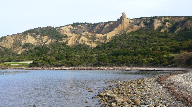 A view from Gallipoli Beach