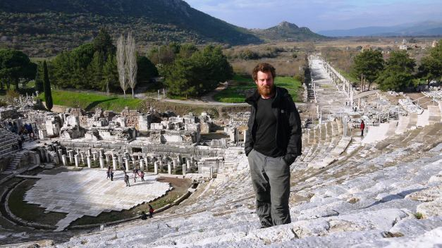 The Great Theatre in Ephesus