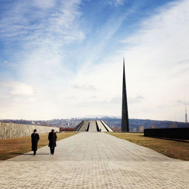 The Genocide Memorial and Museum, Yerevan