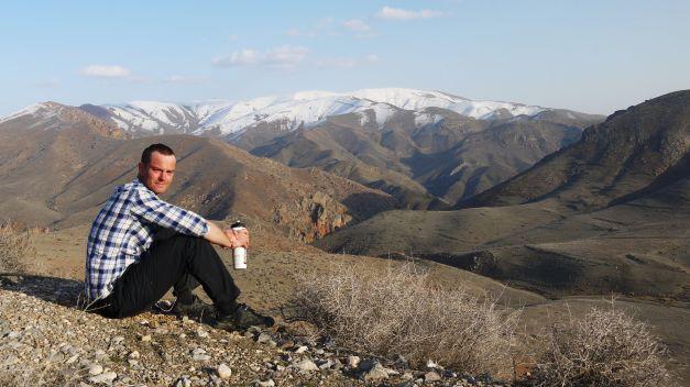 Vorotan Mountain Pass