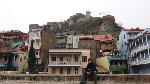 Historic Tbilisi: Inside the old town