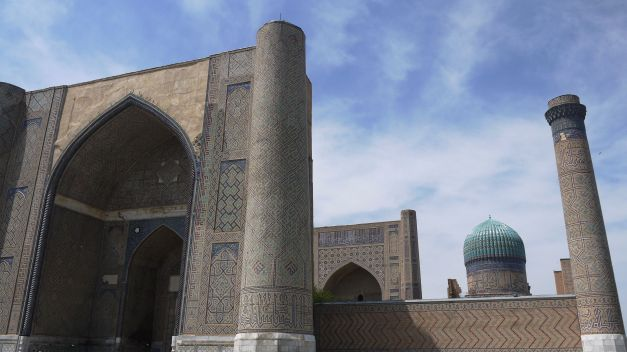 Samarkand Architecture