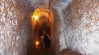 Voc Minh Tunnels