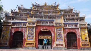 Hue UNESCO citadel
