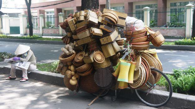 I used to think Wilson had a big load...