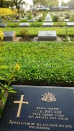Kanchanaburi cemetery