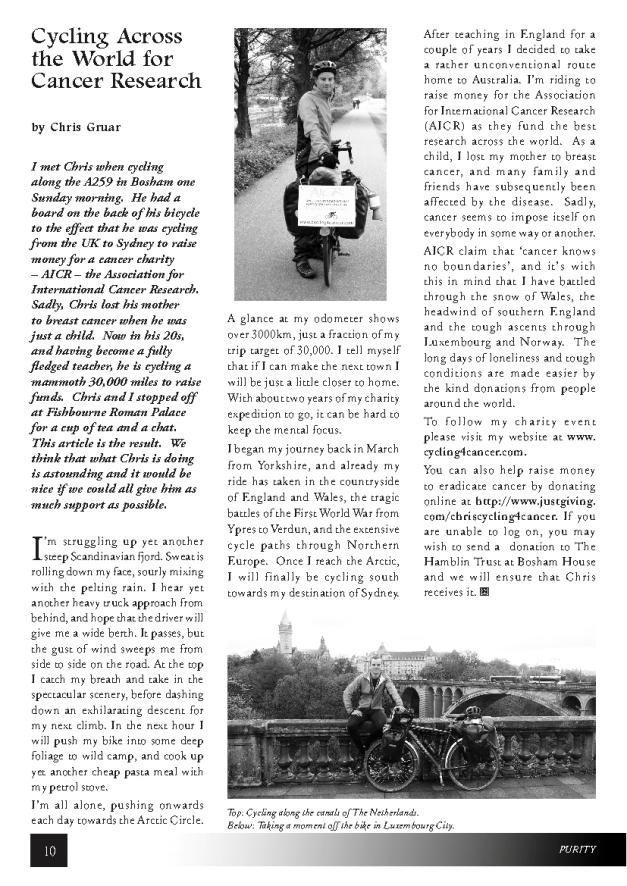 New Vision Magazine