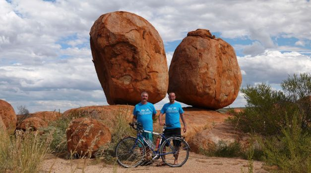 The Devils Marbles, NT