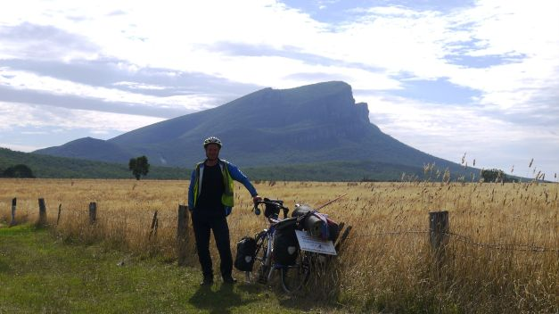 On the southern edge of The Grampians, just north of Dunkeld