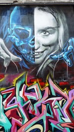 Street Graffiti in Melbourne
