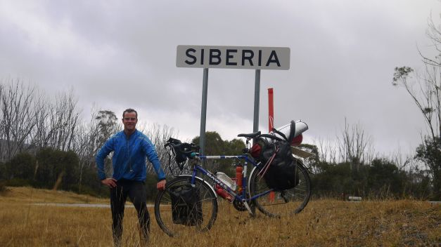 Australia's Siberia at 1580 metres