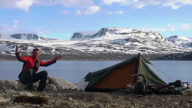 Wild Camping in Norway